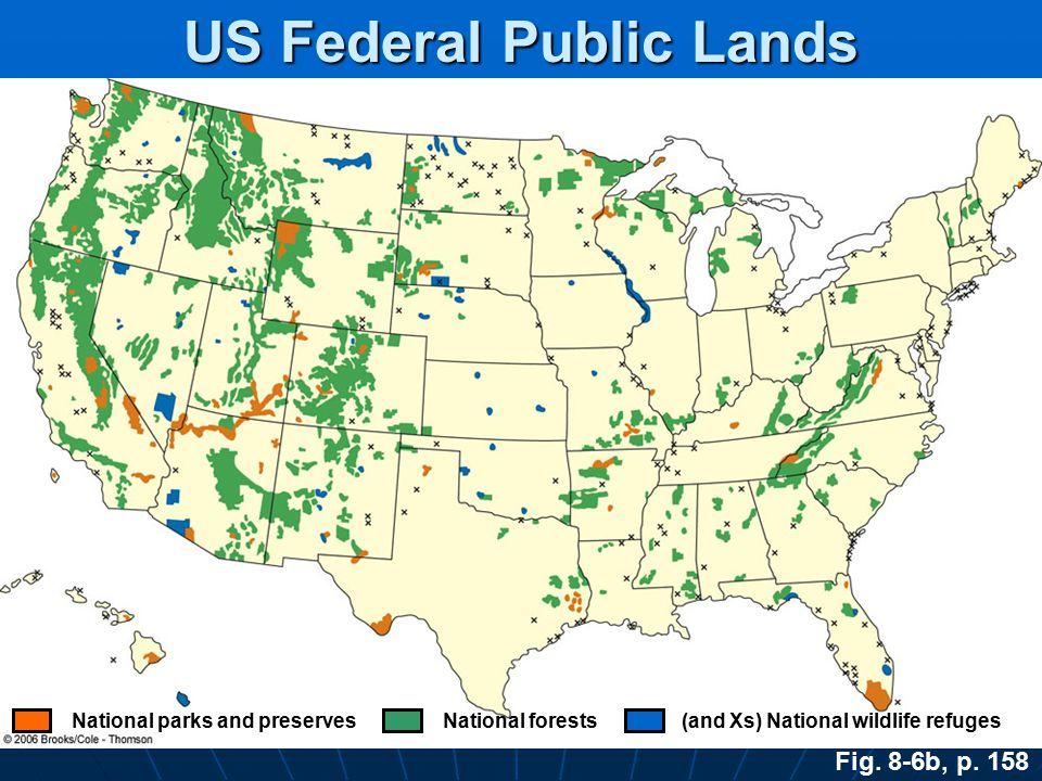 US Federal Public Lands