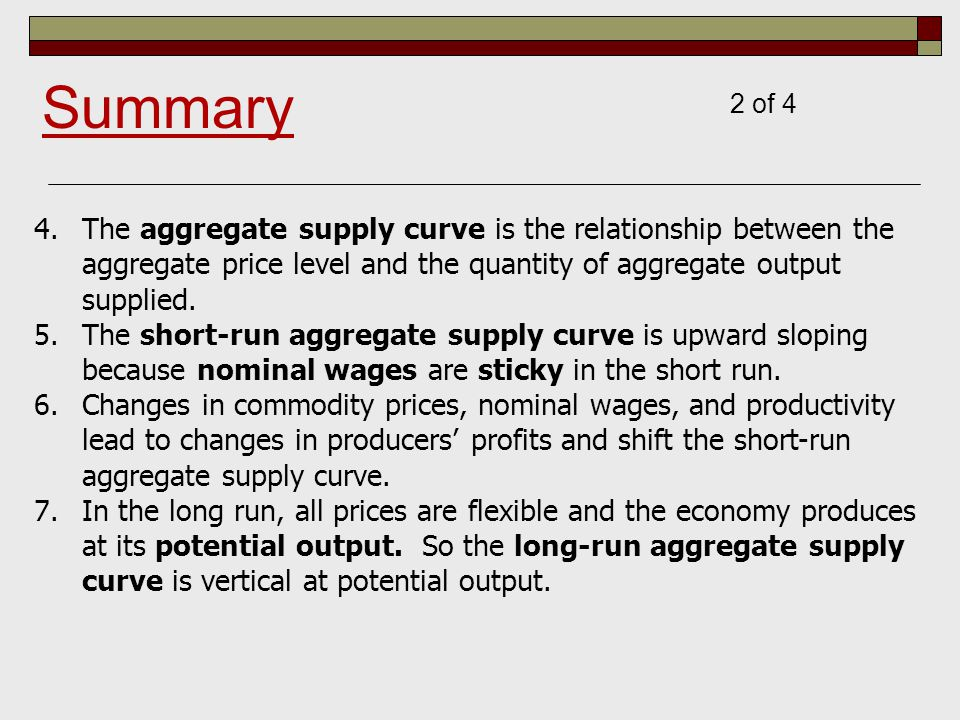 ppt on cost output relationship in short run and long