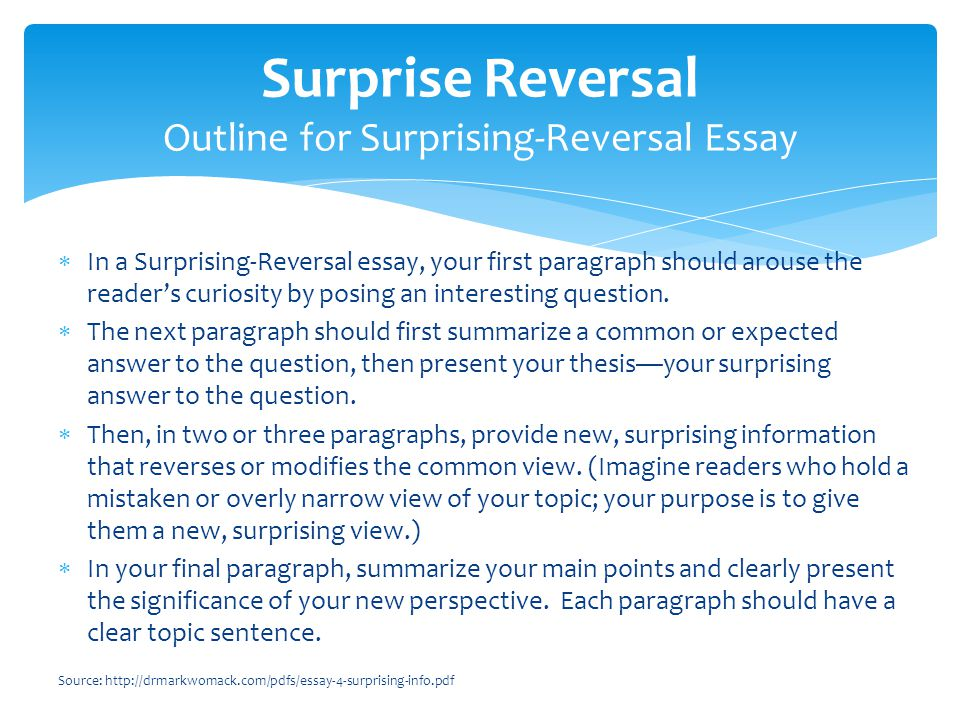 surprising reversal essay topics หน้าแรก ฟอรั่ม ระบบกล้องวงจรปิด cctv read more about surprising reversal essay //essayeruditecom/descriptive-essay-topics/]descriptive essay topics[/url.
