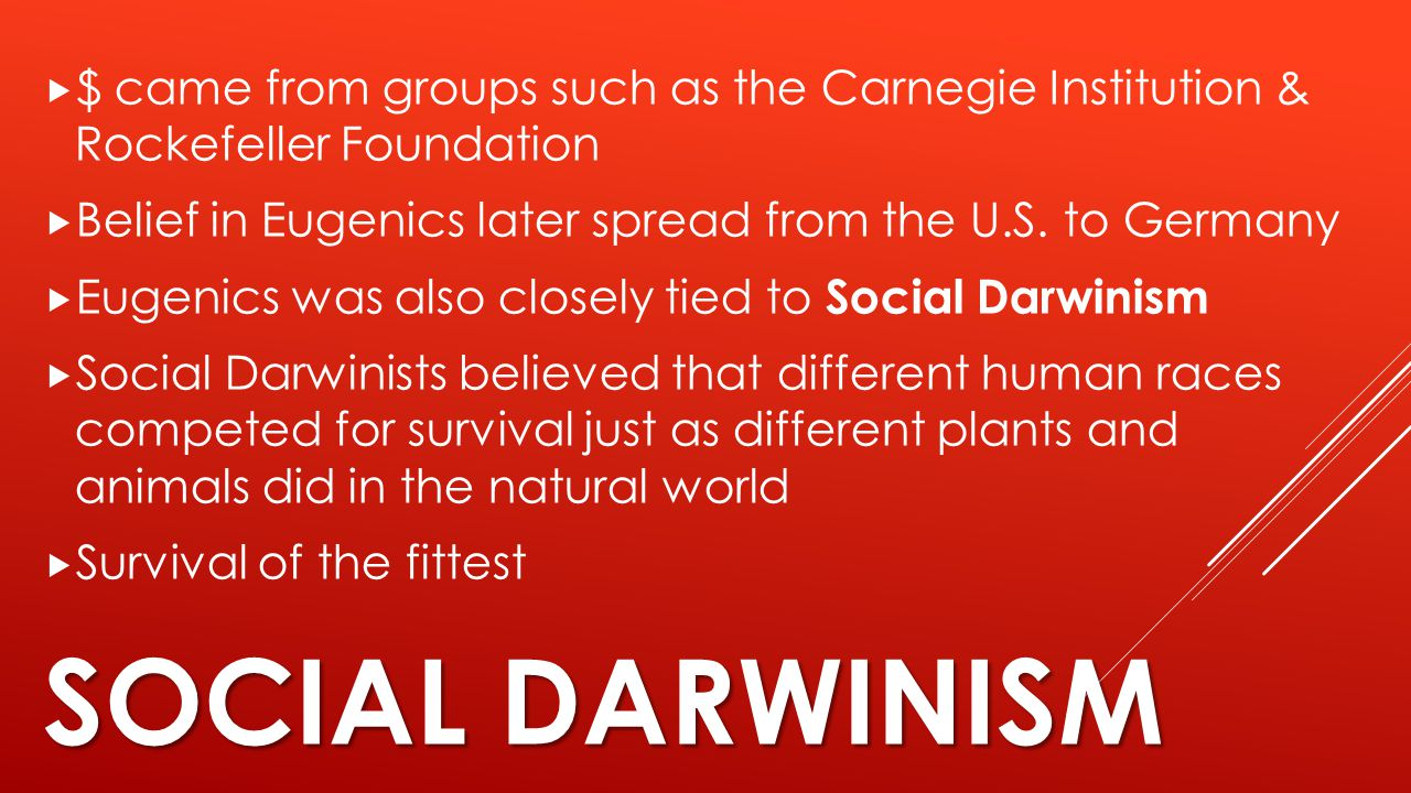 $ came from groups such as the Carnegie Institution & Rockefeller Foundation