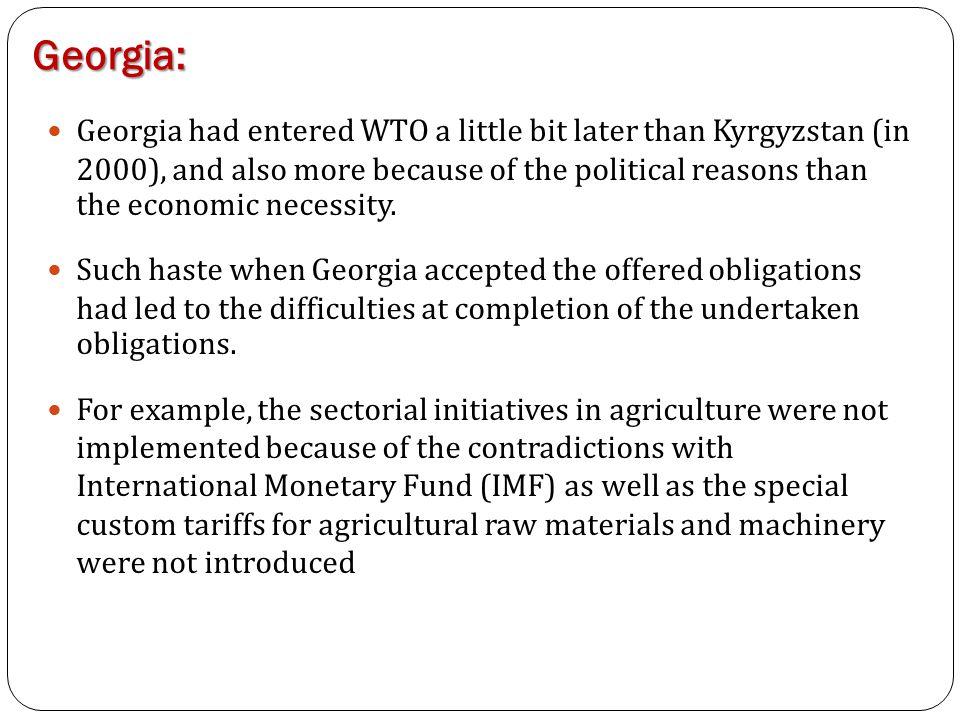 Georgia:
