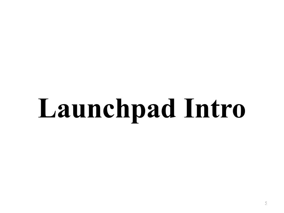 Launchpad Intro