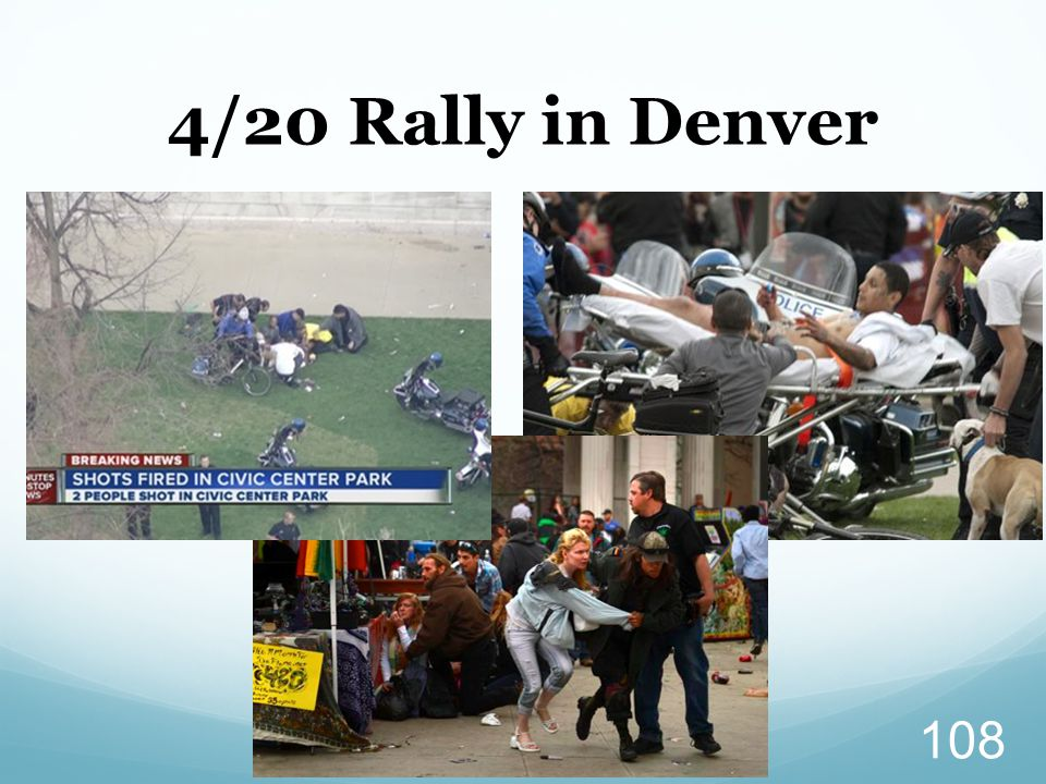 4/20 Rally in Denver