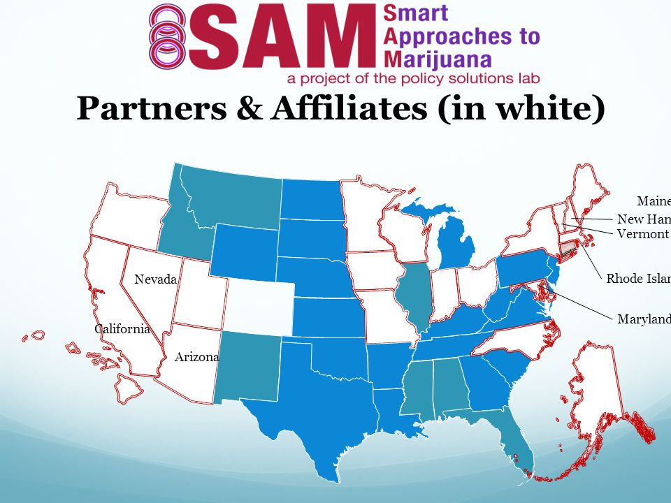 Partners & Affiliates (in white)