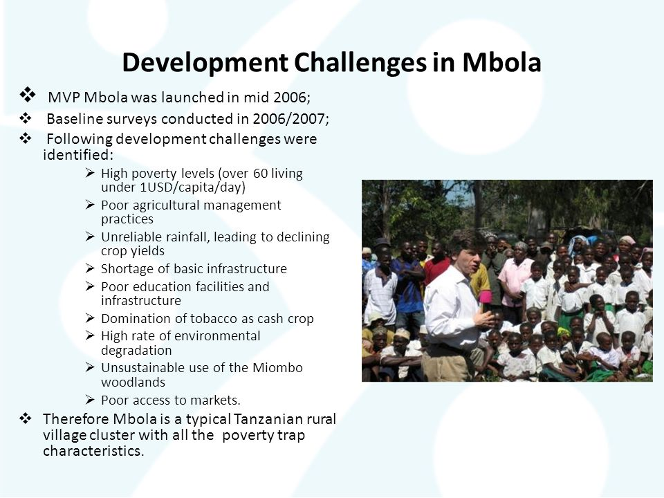 Development Challenges in Mbola