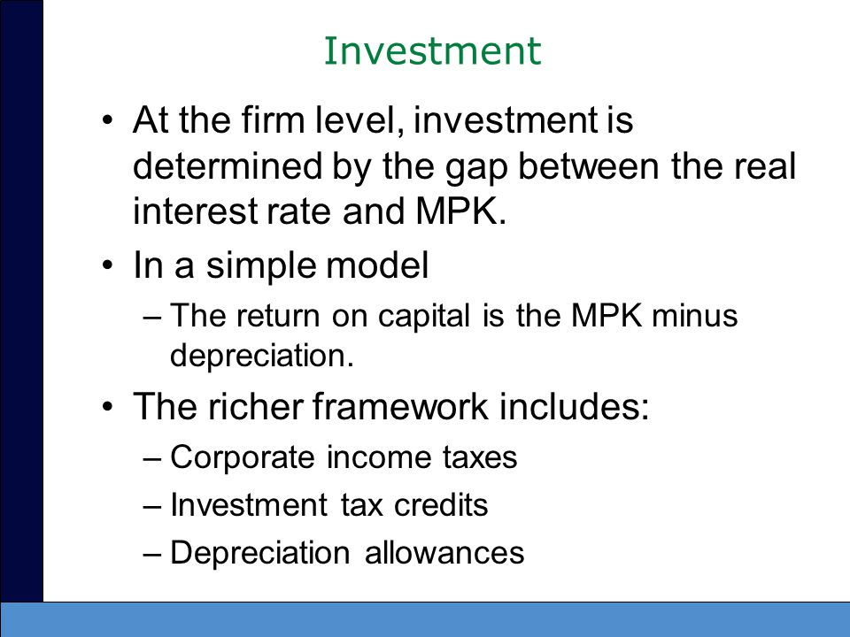 The richer framework includes: