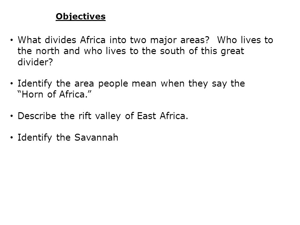 Identify the area people mean when they say the Horn of Africa.