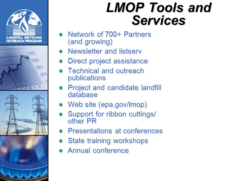 LMOP Tools and Services