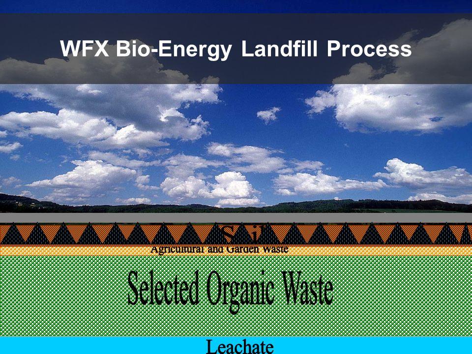 WFX Bio-Energy Landfill Process