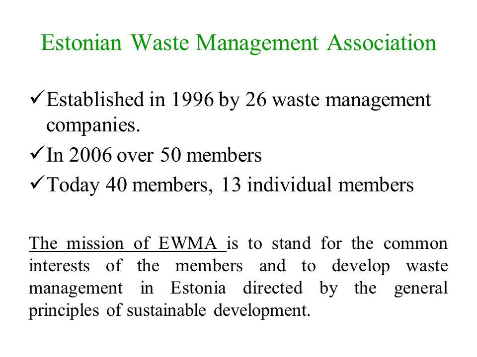 Estonian Waste Management Association