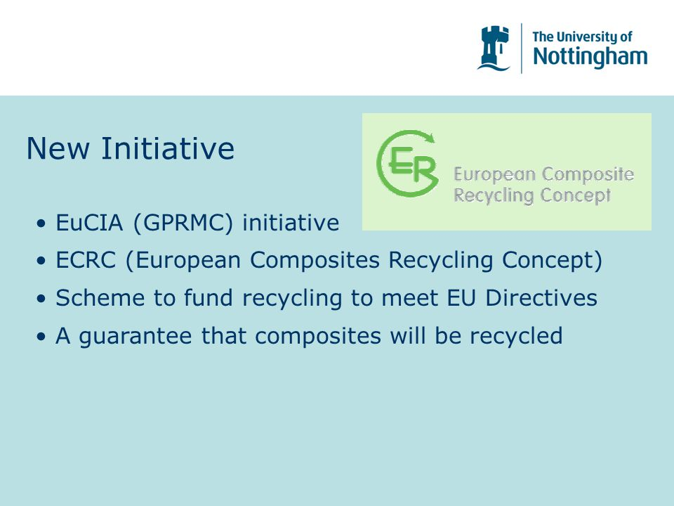New Initiative EuCIA (GPRMC) initiative