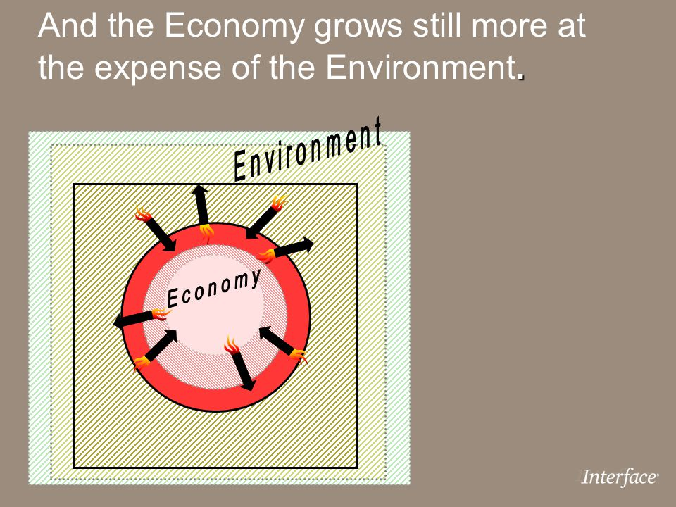 And the Economy grows still more at the expense of the Environment.
