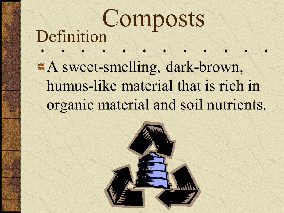 Composts Definition.