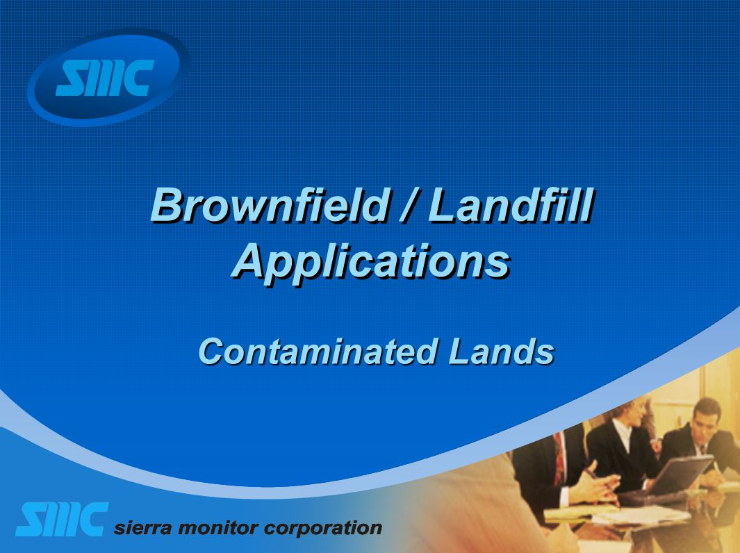 Brownfield / Landfill Applications