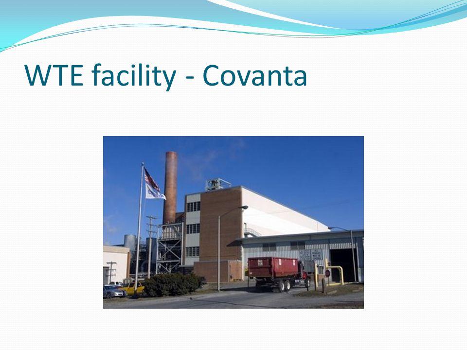 WTE facility - Covanta