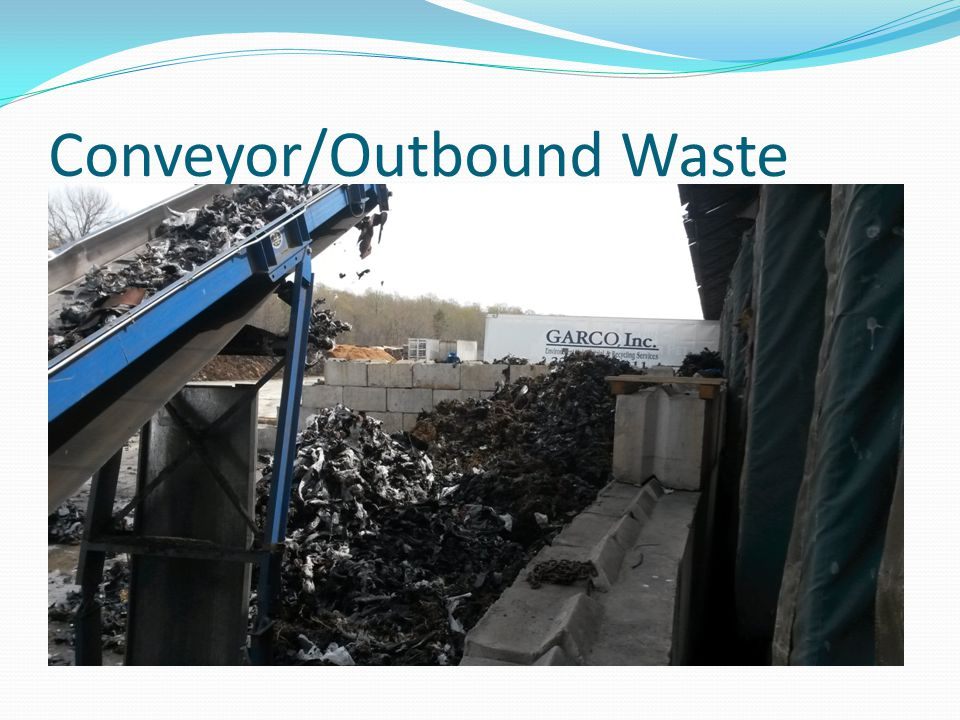 Conveyor/Outbound Waste