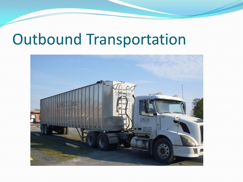 Outbound Transportation