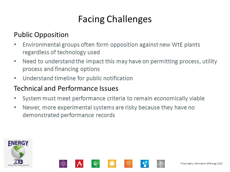 Facing Challenges Public Opposition Technical and Performance Issues