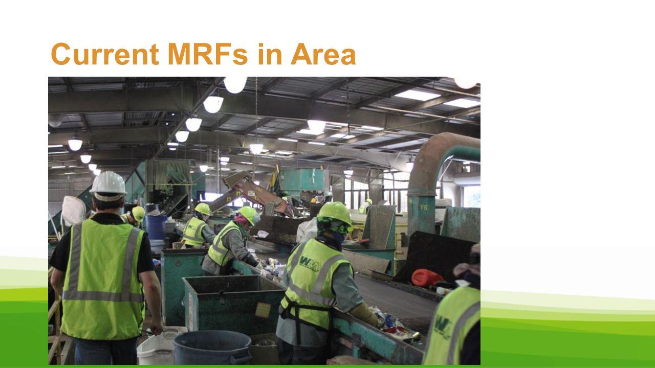 Current MRFs in Area