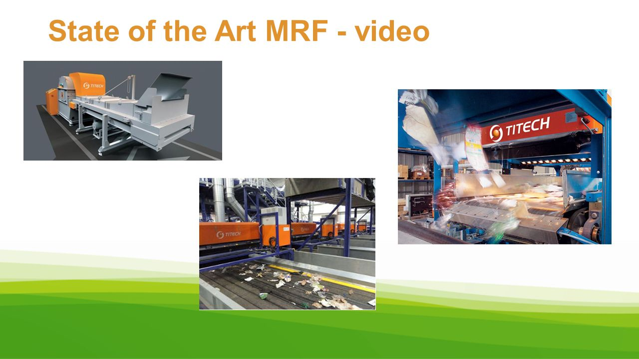 State of the Art MRF - video