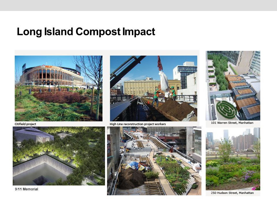 Long Island Compost Impact