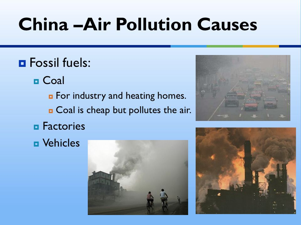 problems caused by air pollution How do we cause air pollution  find out how much pollution is caused by your household electricity use with  cause respiratory and other health problems,.