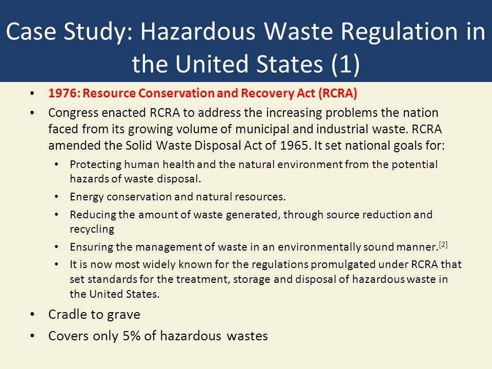 a study on the disposal of wastes and its potential hazards Laboratory & research »  linseed oil, in particular, can ignite on its own if left  out, causing fire that may spread to other areas  because of its potential for fire,  linseed oil should be handled as a hazardous waste, in a similar manner as  solvents  unused portions of the glazes should be disposed as hazardous  waste.
