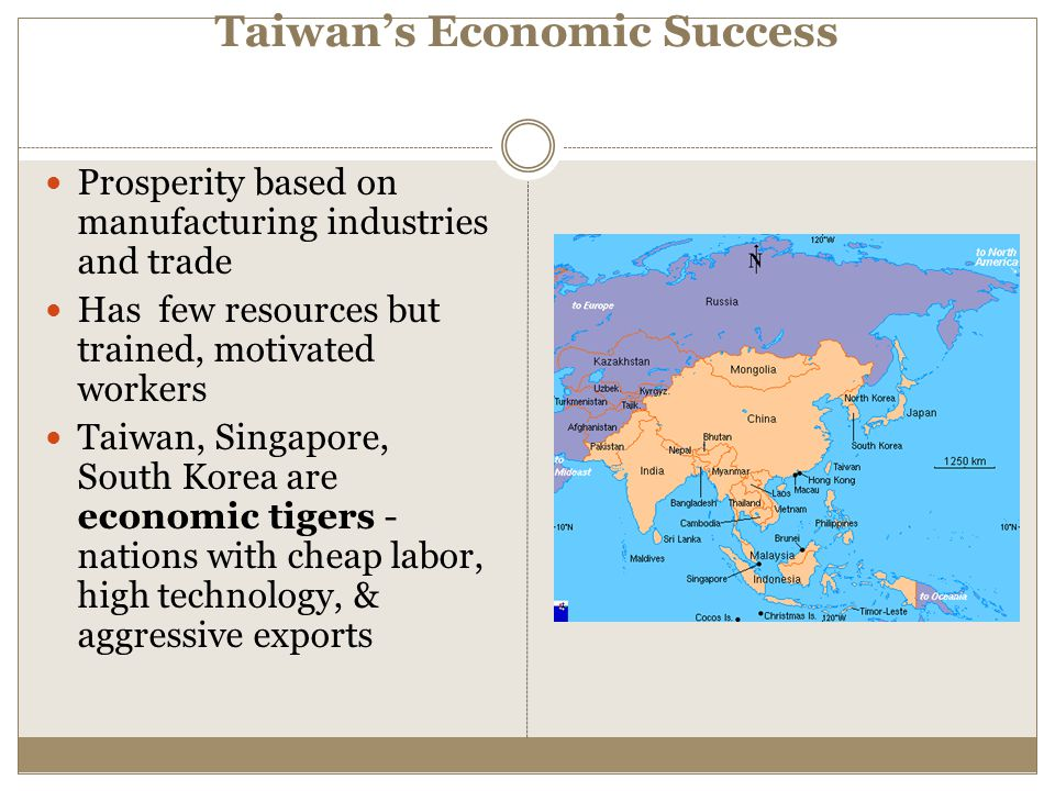 Taiwan's Economic Success