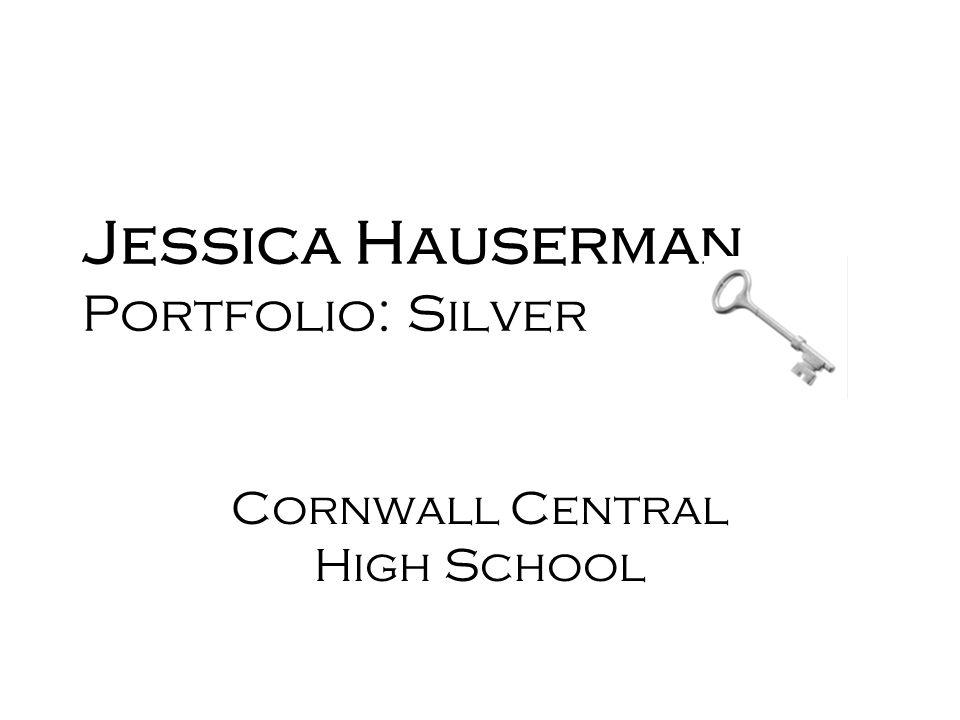 Jessica Hauserman Portfolio: Silver