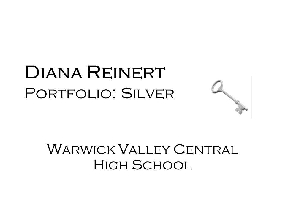 Diana Reinert Portfolio: Silver