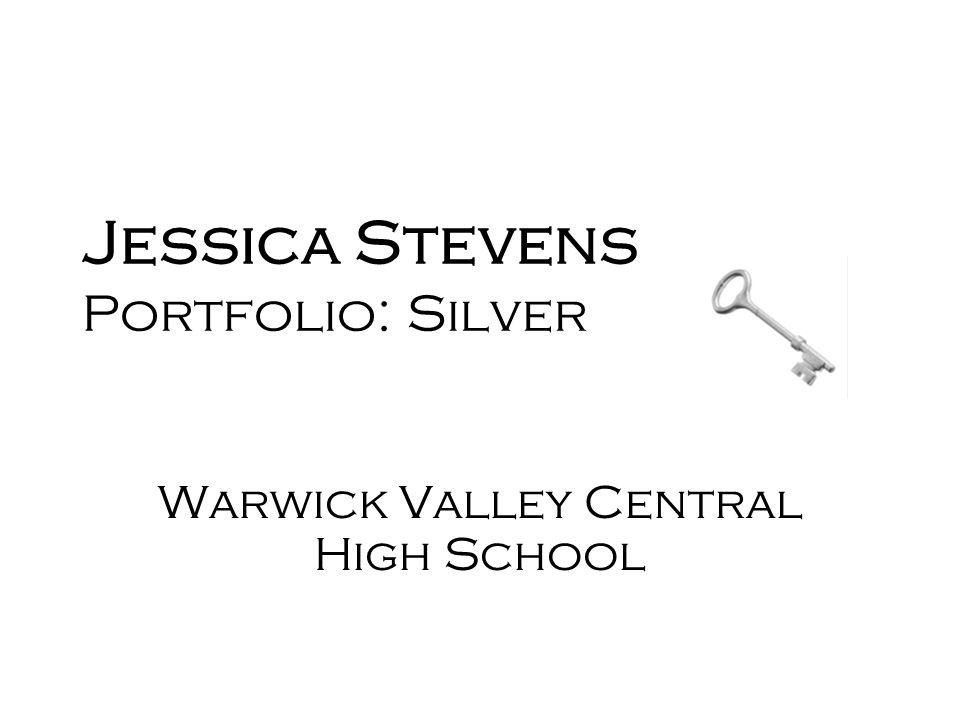 Jessica Stevens Portfolio: Silver