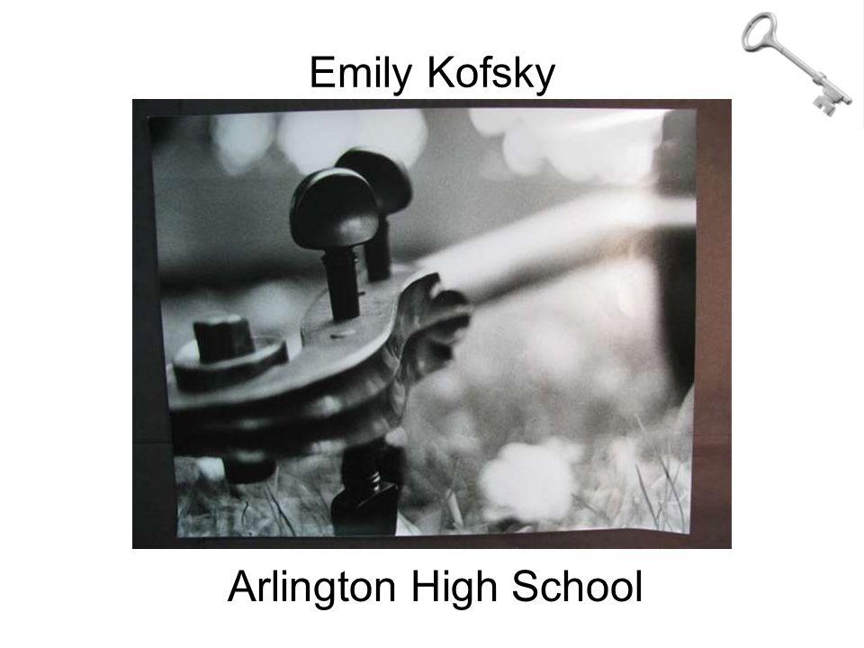 Emily Kofsky Arlington High School