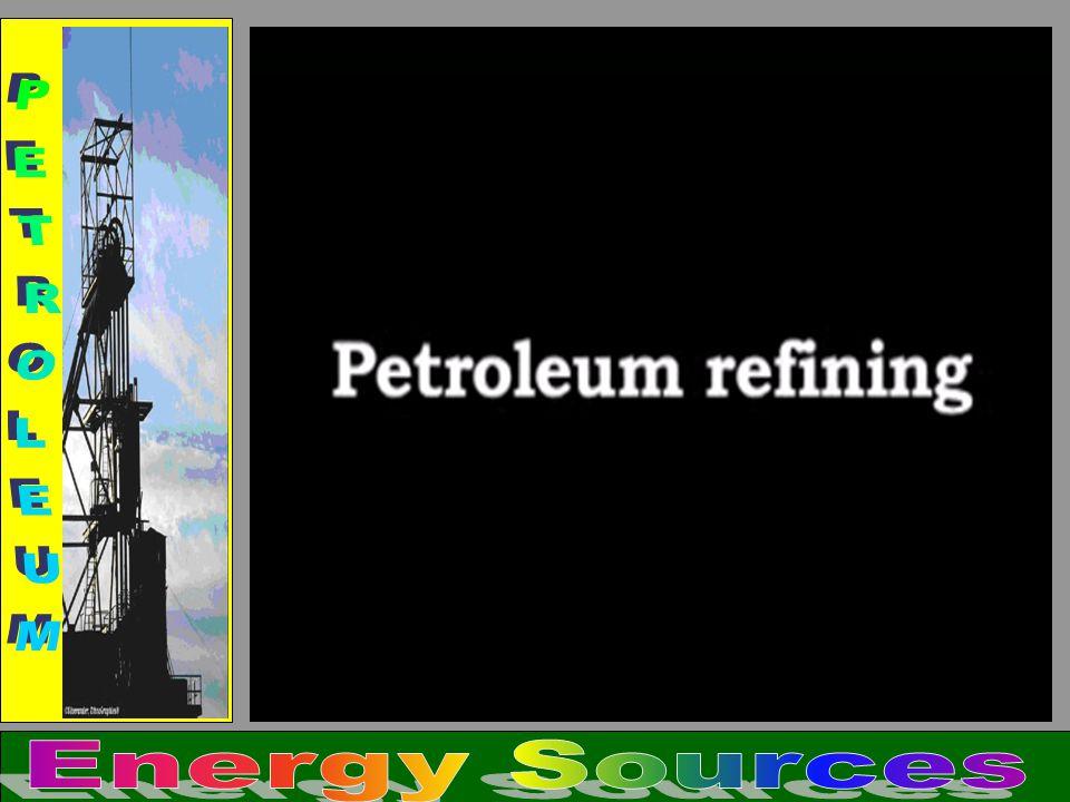 PETROLEUM Energy Sources