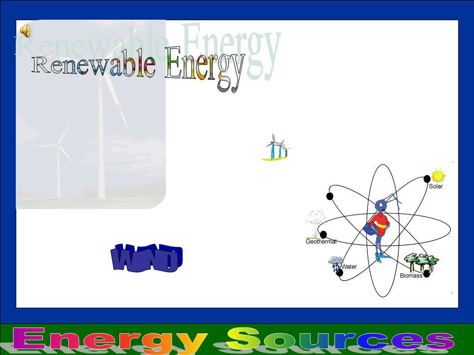 Renewable Energy WIND Energy Sources