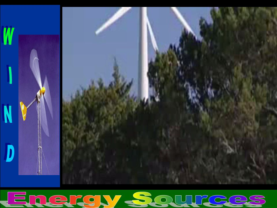 WIND Energy Sources