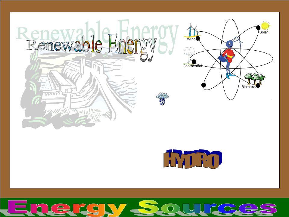 Renewable Energy HYDRO Energy Sources