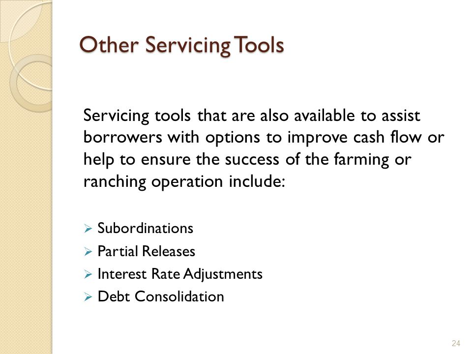Other Servicing Tools
