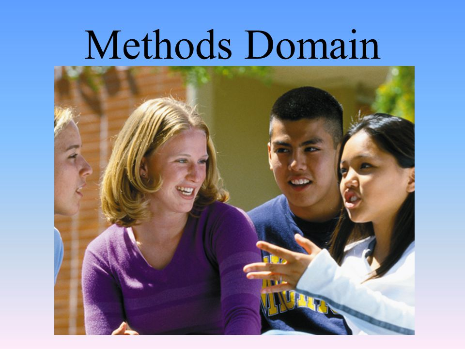Methods Domain