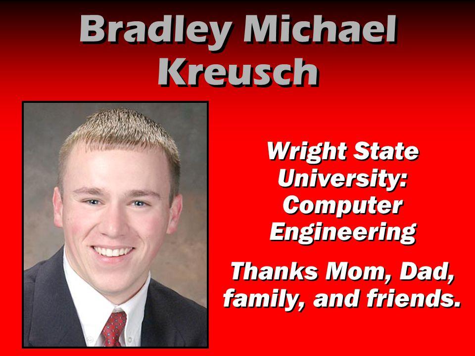 Bradley Michael Kreusch