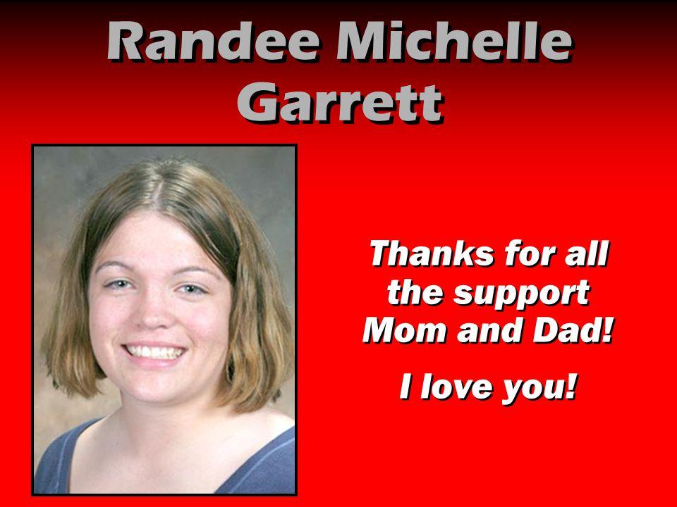 Randee Michelle Garrett