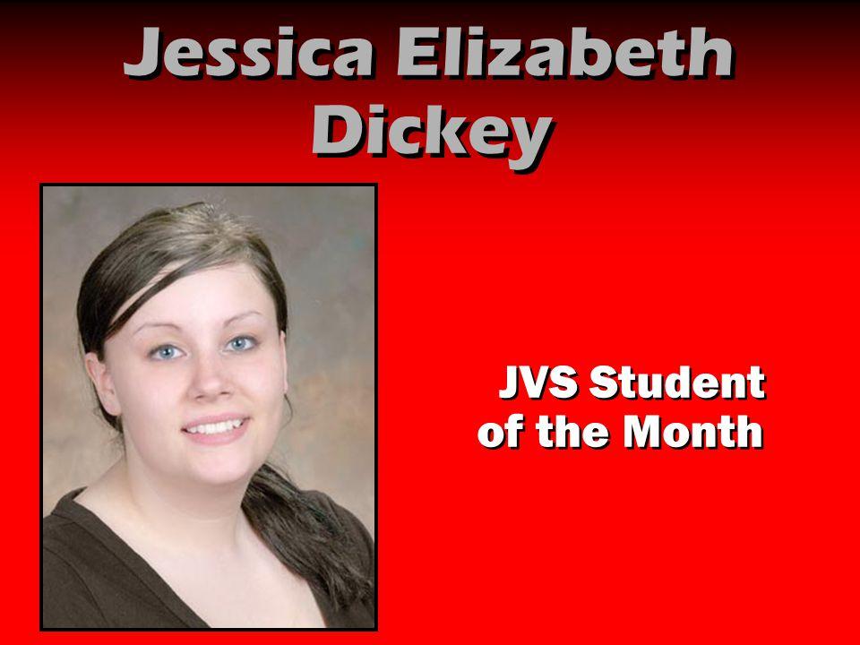 Jessica Elizabeth Dickey