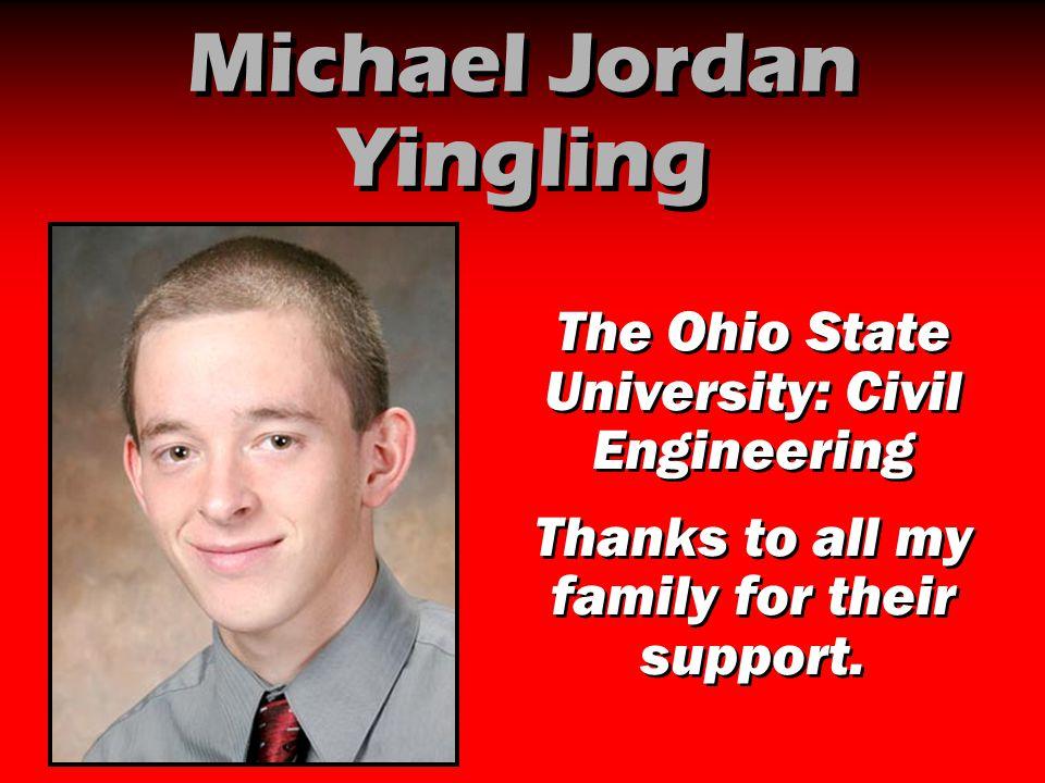 Michael Jordan Yingling