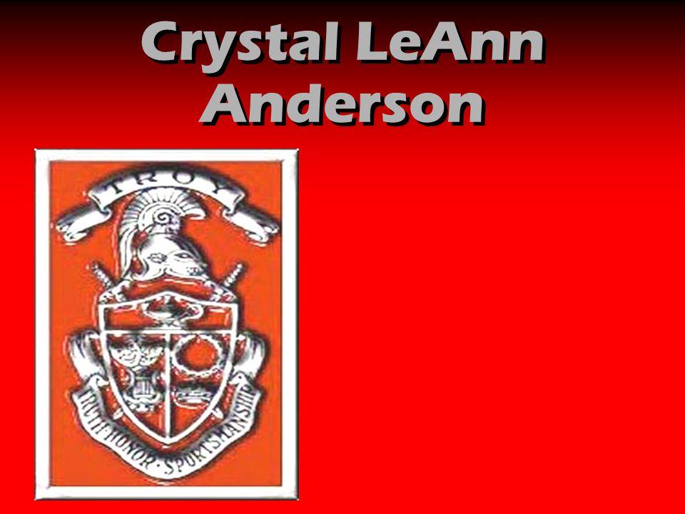 Crystal LeAnn Anderson