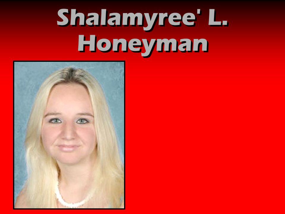 Shalamyree L. Honeyman
