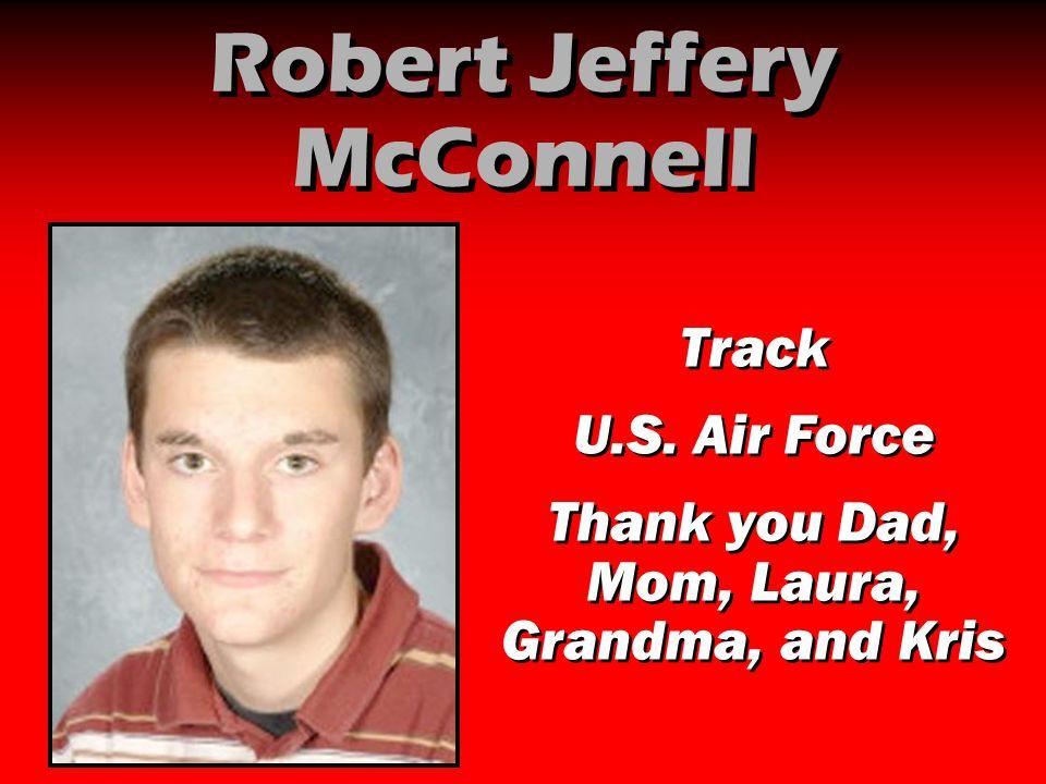 Robert Jeffery McConnell