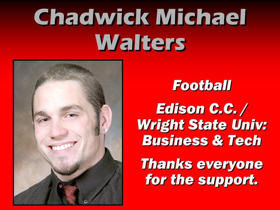 Chadwick Michael Walters