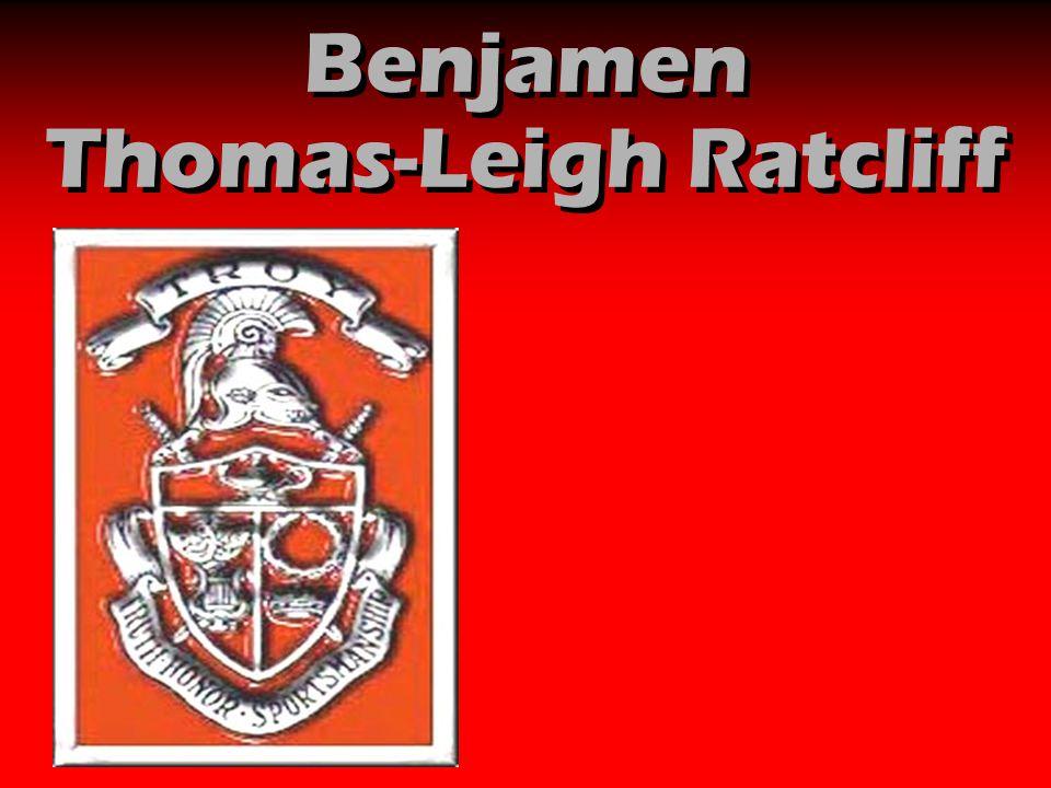 Benjamen Thomas-Leigh Ratcliff