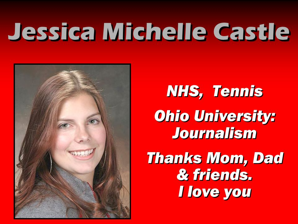 Jessica Michelle Castle