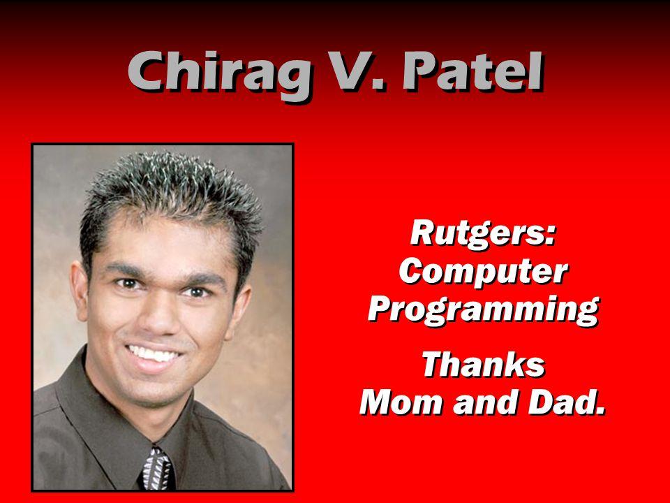 Rutgers: Computer Programming