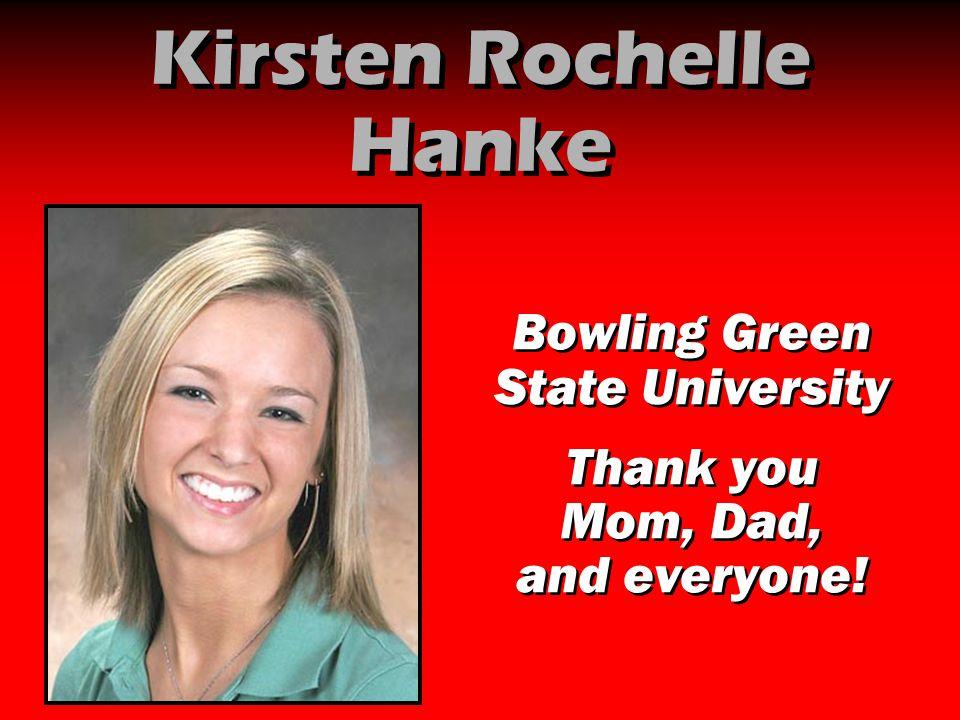 Kirsten Rochelle Hanke